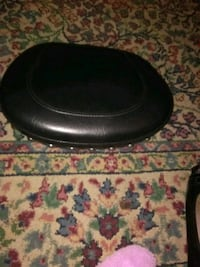 Leather motorcycle seat Tampa, 33612