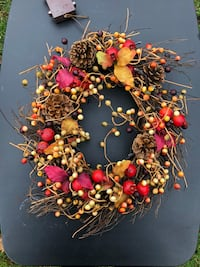 Small Fall Wreath 207 mi