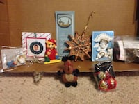 Christmas jewelry, magnets, ornaments, etc San Leandro, 94577