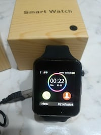 Smart watch nero Provincia di Bergamo, 24040