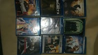 blu ray disc lot Kansas City, 66117