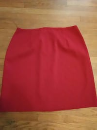 red mini skirt Fort Smith, 72904