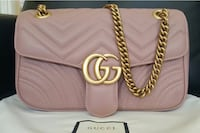 Authentic Gucci Chain Crossbody Brand New Troy, 12180