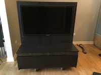 Express wood tv unit  CHICAGO