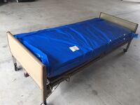 Hospital bed for rent. Call Kelli 235-1468