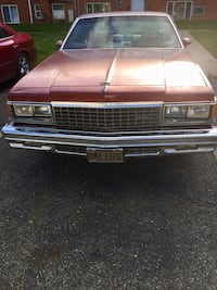 Chevrolet Caprice 1978 Youngstown