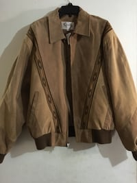 Scully leather western jacket Sm