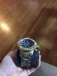 Invicta watch retails with Amazon 250.00 comes with warrenty and case