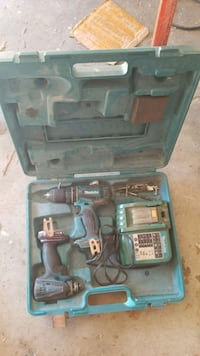 blue and black Makita cordless power drill Sacramento, 95832