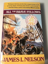 All the brave fellows. James L. Nelson Toronto, M2R 3N7