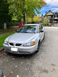 Pontiac - GRAND AM Automatic No Accidents - 2003 Surrey, V3S 9A6