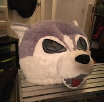 Wolf mask / Halloween costume