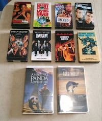 VHS Movies Barrie, L4M 7J9