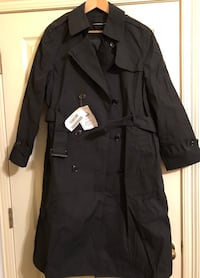 All-weather coat, women's, NEW! Size 12R