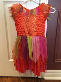 Kids Fairy Costume