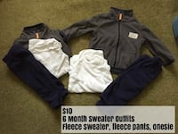 Twin Baby Boy Sweater Outfits Cambridge, N1R 6B1