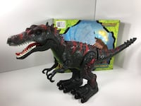 Dinosaur toy - spinosaurus. battery operated- new in box