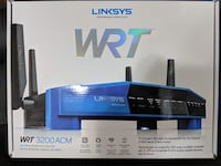 Linksys WRT 3200 ACM router Brampton, L6P 3H1