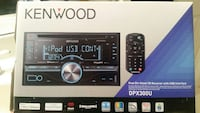 Kenwood double din Humble, 77346