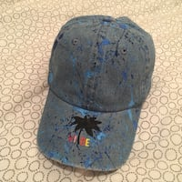 Custom denim 5 panel hat Maplewood, 55119