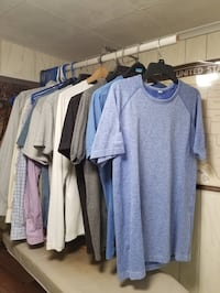 Men's Lululemon shirts, designer dress shirts  Bethesda, 20814