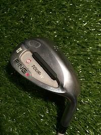 Ladies Ping Tour-W Brushed Silver Wedge 38 km