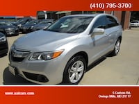 2015 Acura RDX for sale Owings Mills