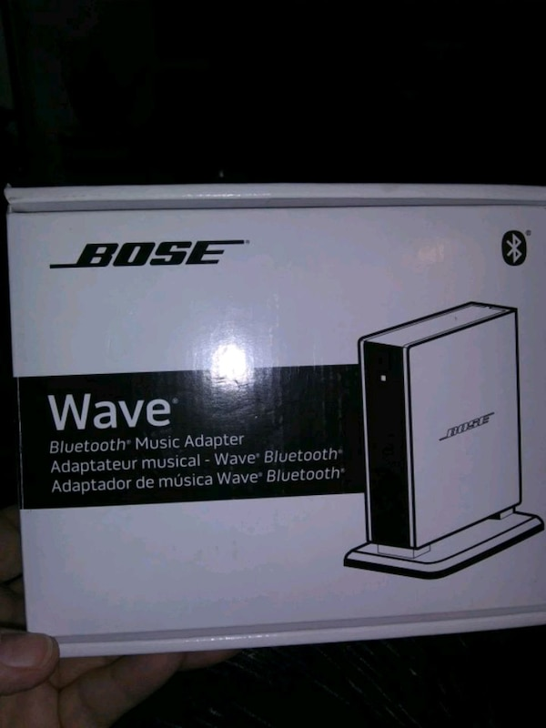 Bose Bluetooth for wave