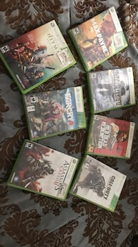 Lot of Xbox 360 Games Shelbyville, 40065