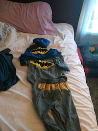 I have a baby's Batman costume for sale for size 6 Frederick, 21702