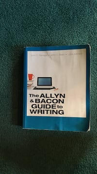 The Allyn and Bacon guide to writing Loveland, 80538