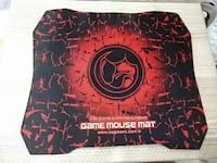 Mouse game mat