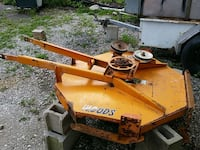 Woods belly mower deck 400.00 obo. West Milton, 45383