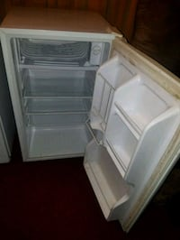 white single-door refrigerator Huntington Park