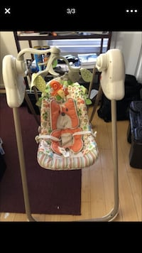 Baby Swing chair with playing music Alexandria, 22304