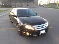 2011 Ford Fusion - safetied & etested or as is- great car Low KM Barrie