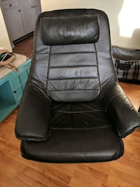Leather reclining chair El Paso, 79935