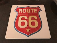 Route 66 sign ( open to offers)  Aurora, L4G 7T3