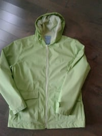 Fleece lined rain jacket Kitchener, N2K 4J7