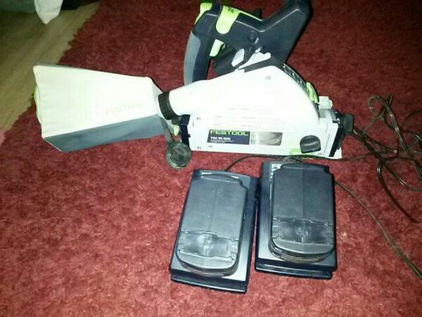 Used Festtool Track Saw For Sale In Bloomingdale Letgo