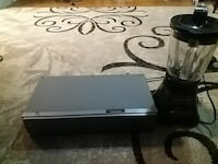 DVD combo player and blender  381 mi