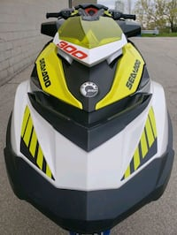 2017 SEADOO RXPX 300 MINT CONDITION