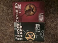 The Hunger Games & Catching Fire Salem