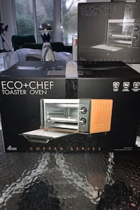 Eco+Chef Toaster Oven