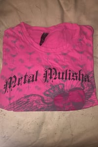 Metal Mulisha t shirt