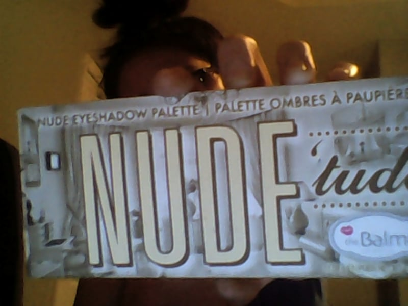 Nude Tude Eye Shadow 0