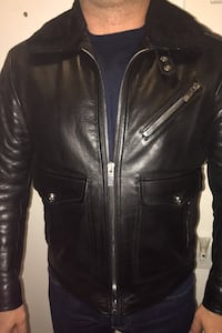 Kooples men's leather jacket Toronto, M3H 2T5