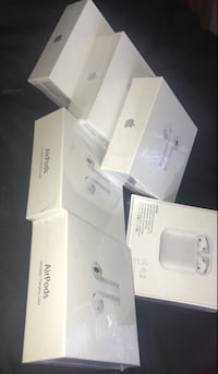 Apple Airpods Gen 2 / 1 for 90// 2 for 160.  Factory Sealed  Chester, 23831