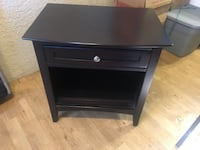 Wood end table night stand Las Vegas, 89146