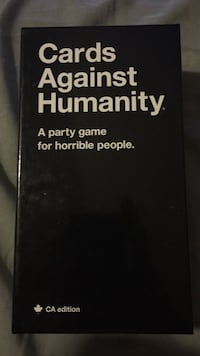 Cards against humanity party game Thunder Bay, P7C 3B9
